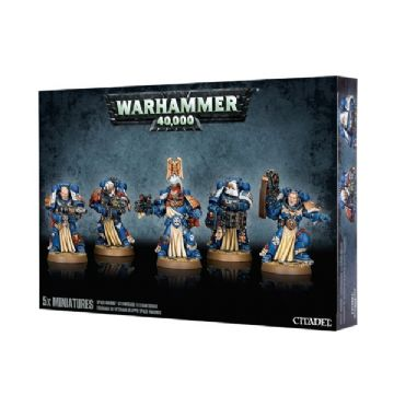 Games Workshop Warhammer 40000 40K Space Marine Sternguard Veteran Squad 48-19